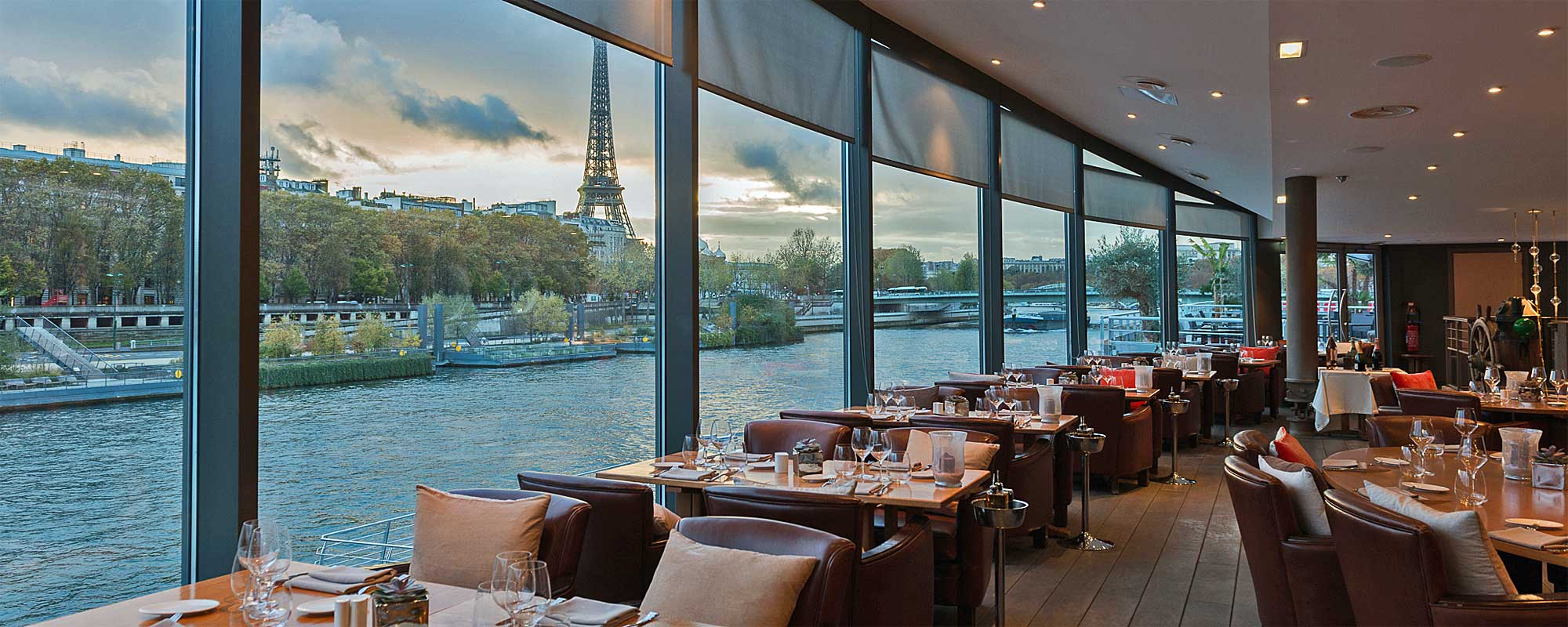 Privatize Le Club restaurant in Paris